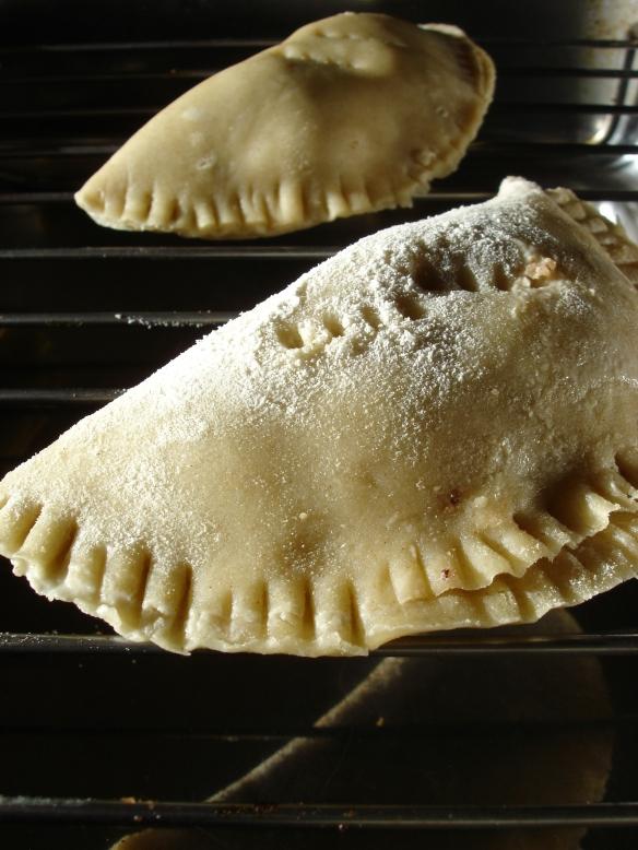 Un-baked Rabbit Pies