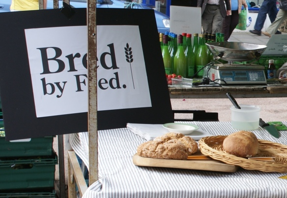 Bred by Fred Does Local to Ludlow Market